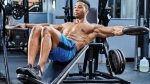 Incline Bench Plate Raise