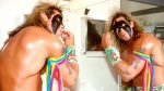 A picture of The Ultimate Warrior from WWE