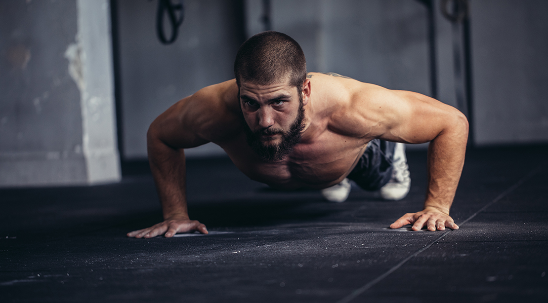 The Brutal Hour-Long Pushup Workout for a Good Cause | Muscle & Fitness