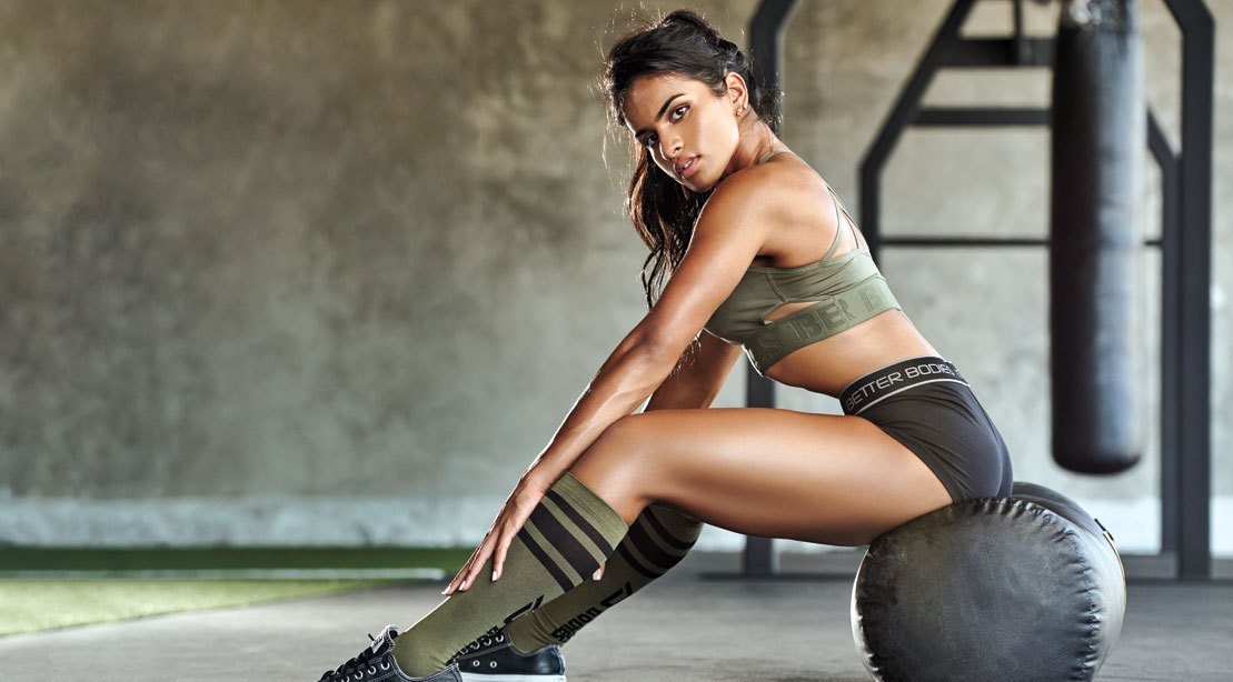 Priscilla Aqilla's Booty Workout and Training Split