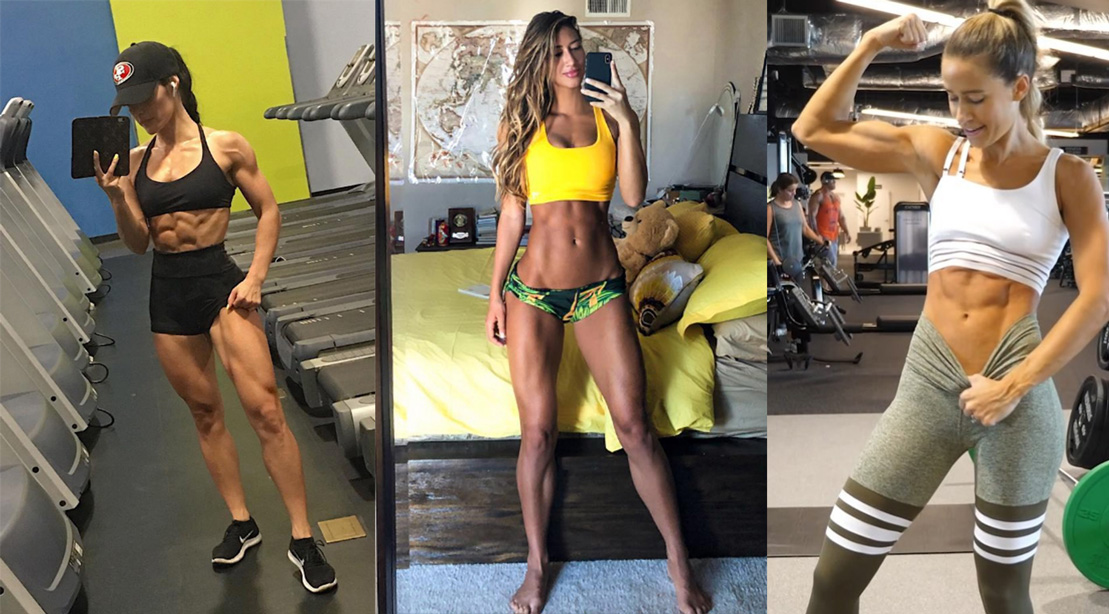 The 50 Best Female Fitness Influencers On Instagram Muscle Fitness Busy women can squeeze in workouts anytime and anywhere with online videos. the 50 best female fitness influencers
