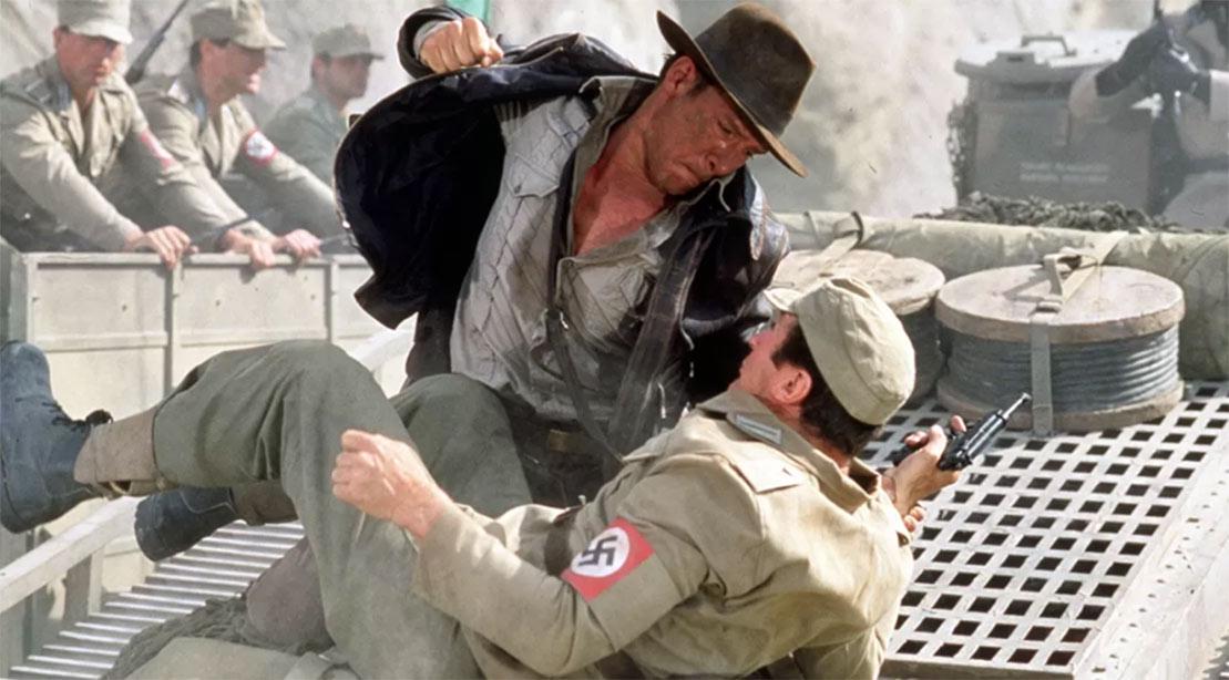 Indiana Jones Publicity Still