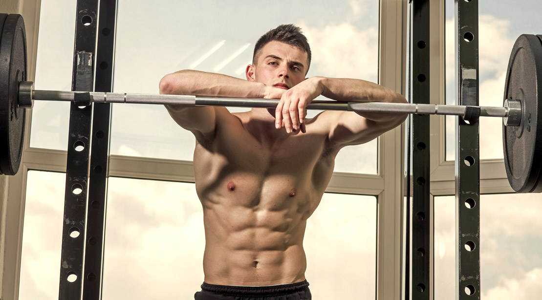 Physique ripped male The Essential