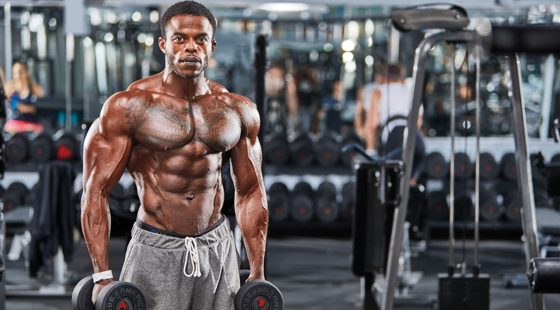 Andre Ferguson's 7 Moves for Serious Mass | Muscle & Fitness