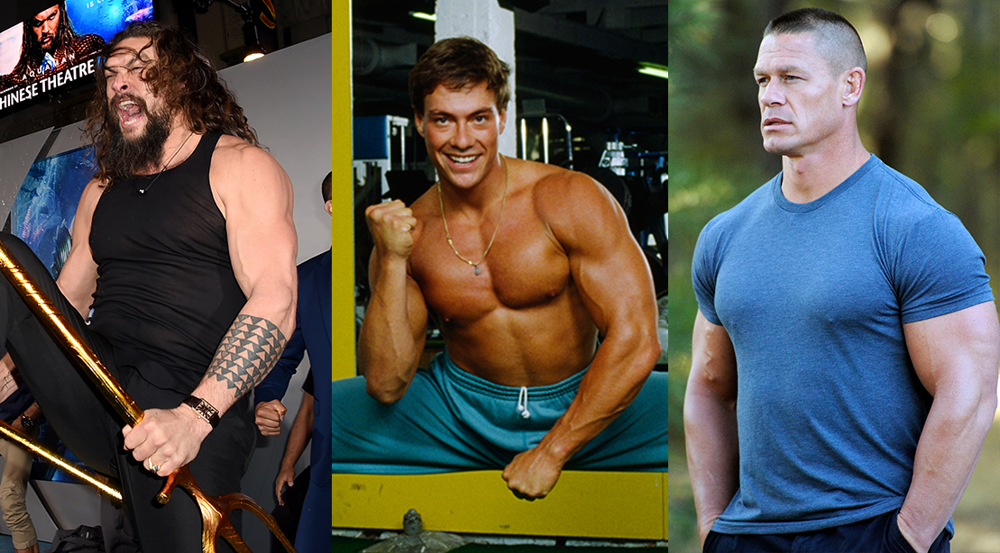The 21 Best Set of Arms in Hollywood History Ranked