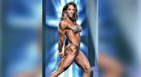 5 Stretching Tips From Women's Physique Competitor Daniely Castilho