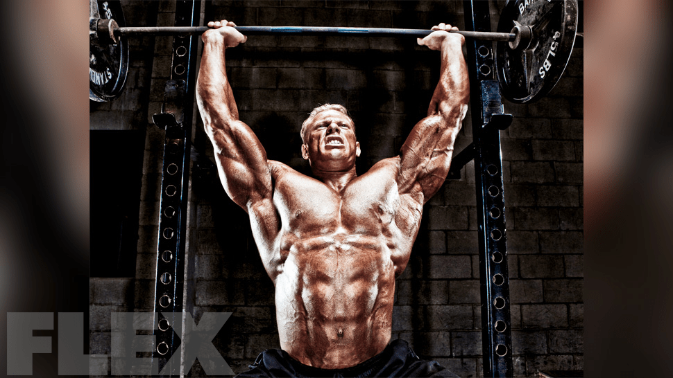 6 Ways to Shoulder Press for Massive Delts   Muscle & Fitness