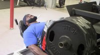 Akim Williams's Arnold Classic Leg Workout
