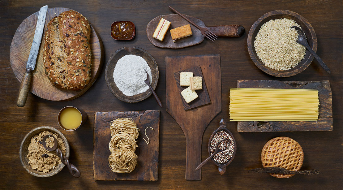 5 Good Reasons to Eat Your Carbs