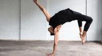 Flexible Man Dancer