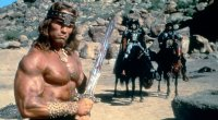Arnold Schwarzenegger Conan the Destroyer