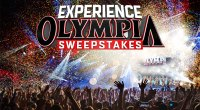 "Enter the ""EXPERIENCE OLYMPIA"" Sweepstakes"