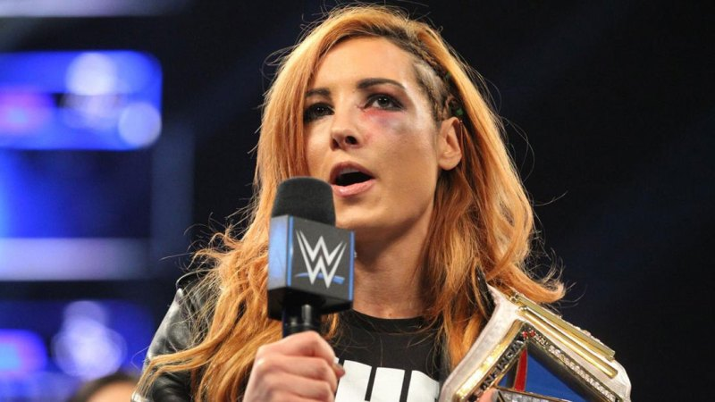 'The Man' Becky Lynch on her Rise to the Top