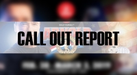 2019 Arnold Classic Call Out Report