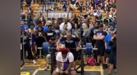 15-Year-Old Mahailya Reeves Just Benched 360 Pounds, No Big Deal