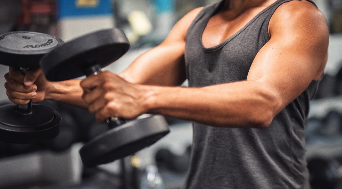 Adding muscle mass