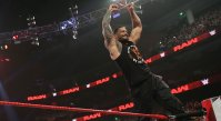 WWE Superstar Roman Reigns makes his return to RAW following his leukemia diagnosis.