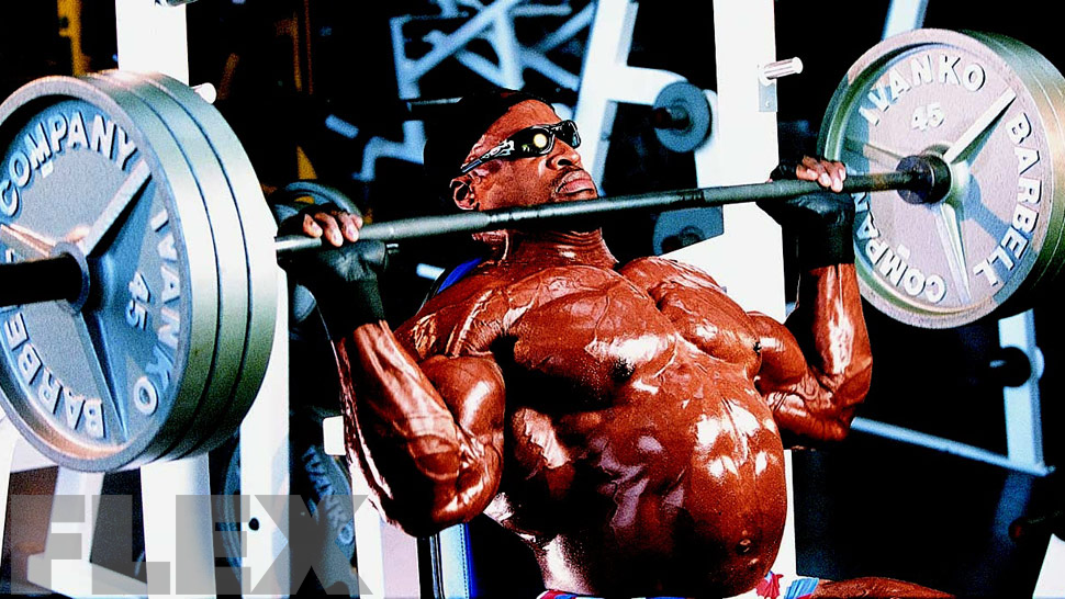 10 Training Tips From The Legendary Ronnie Coleman Muscle Fitness