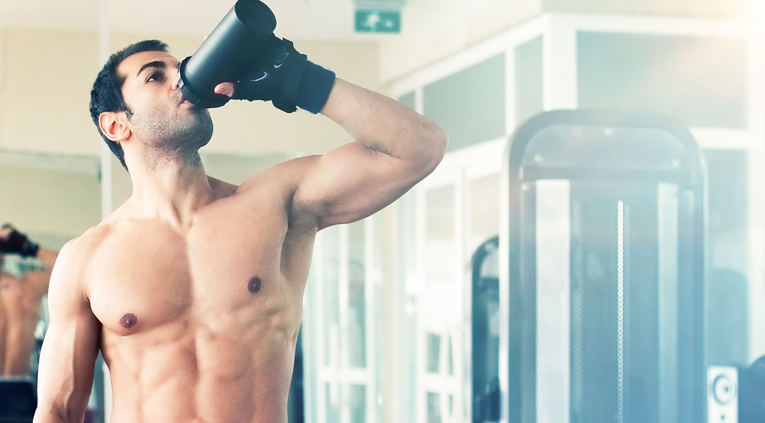 12 Hacks for Cleaning Your Gross Protein Shaker Bottle   Muscle & Fitness