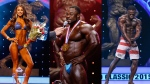 Every Bodybuilding Winner From the 2019 Arnold