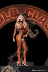 Raphaela Milagres - Bikini - 2019 Arnold Classic