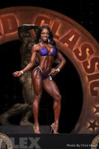 Sonia Lewis - Bikini - 2019 Arnold Classic