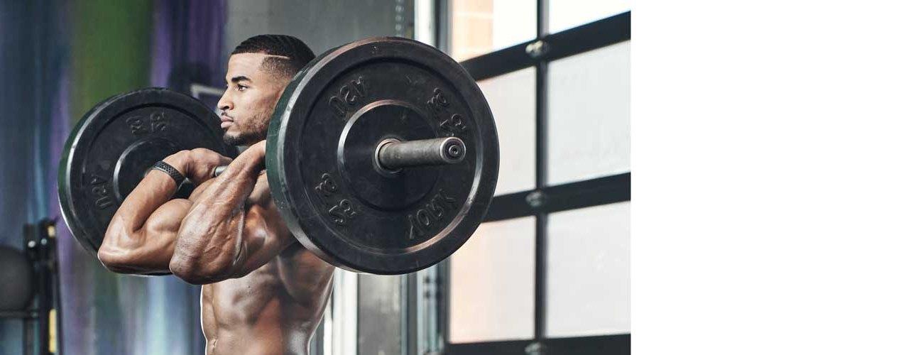 Spring Gains 8-Week Workout Plan