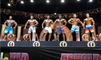 2019 Arnold Classic: Men's Physique Call Out Report