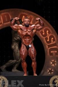 Luke Sandoe - Bodybuilding - 2019 Arnold Classic