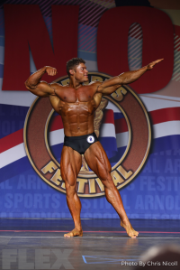 Wesley Vissers - Classic Physique - 2019 Arnold Classic