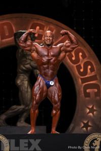 Victor Martinez - Bodybuilding - 2019 Arnold Classic