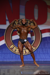 Ro'Vonte Moody - Classic Physique - 2019 Arnold Classic