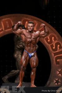Rafael Brandao - Bodybuilding - 2019 Arnold Classic
