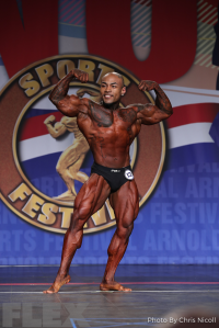 Charles Curtis - Classic Physique - 2019 Arnold Classic
