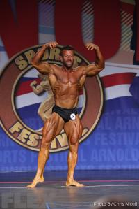 Fabio Lopes - Classic Physique - 2019 Arnold Classic