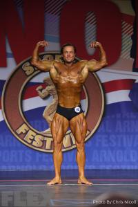 Elijah Loreno - Classic Physique - 2019 Arnold Classic