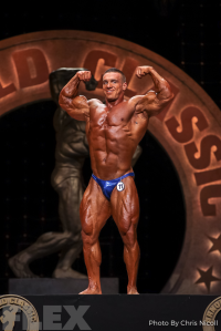 Mikhail Volinkin - Bodybuilding - 2019 Arnold Classic