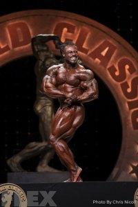 William Bonac - Bodybuilding - 2019 Arnold Classic
