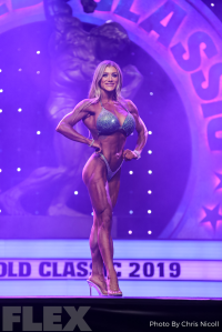 Michelle Lindsay - Figure - 2019 Arnold Classic
