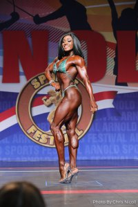 Brittany Campbell - Figure - 2019 Arnold Classic