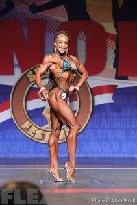 Lola Montez - Figure - 2019 Arnold Classic