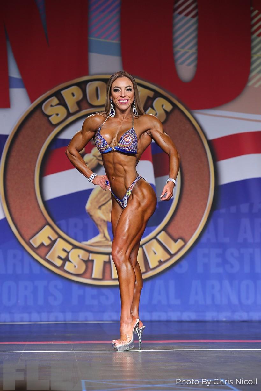 Natalia Soltero - Figure - 2019 Arnold Classic