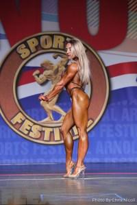 Bojana Vasiljevic - Figure - 2019 Arnold Classic