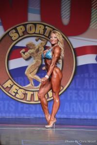 Wendy Fortino - Figure - 2019 Arnold Classic