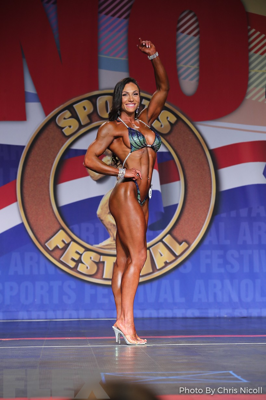 Melissa Bumstead - Figure - 2019 Arnold Classic