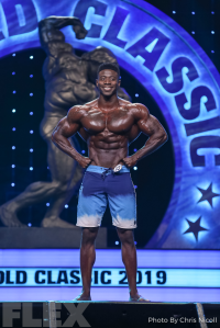 Kyron Holden - Men's Physique - 2019 Arnold Classic