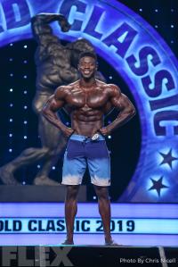 Kyron Holden - Men's Physique - 2019 Arnold Classic