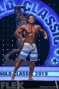 Sadik Hadzovic - Men's Physique - 2019 Arnold Classic