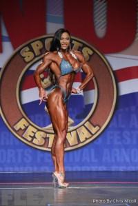 Jessica Reyes Padilla - Figure - 2019 Arnold Classic