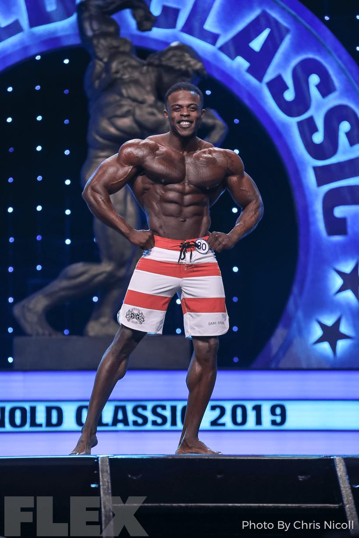 Andre Ferguson - Men's Physique - 2019 Arnold Classic